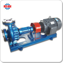 Hengbiao food industry petrochemical industry grease synthetic fiber heat oil thermal horizontal suction centrifugal pump