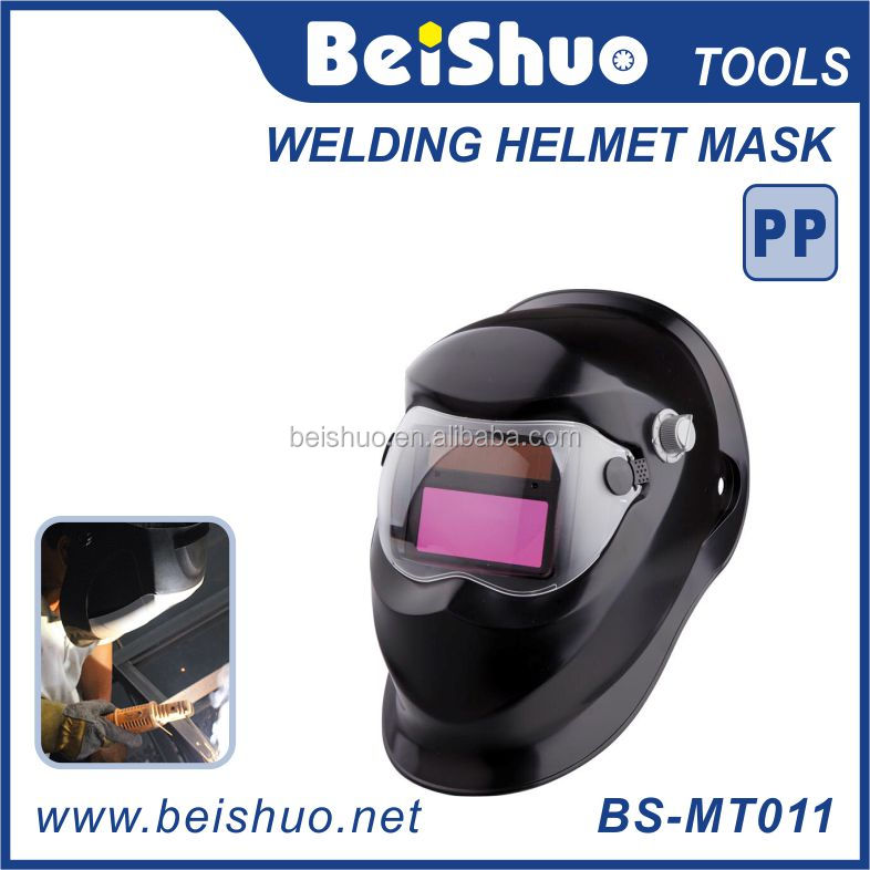 Comfortable and Safety Helmet Welding Mask for Auto Welding