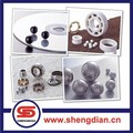 g10-g1000 6.35mm 100C6 chrome steel ball used for bearing