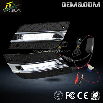 High Quality LED Fog Lamp DRL Light For benzz ml350 W164 led daytime running light 2010 - 2011