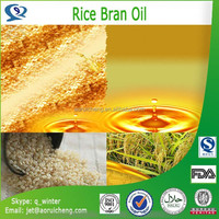 100% Natural & pure cold pressed rice bran oil, factory supply organic rice bran oil