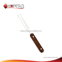 Hot sell durable new design stainless steel good quality BBQ fork