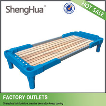 china supplier single style kids single bed /baby bed /child bed with SGS certificate