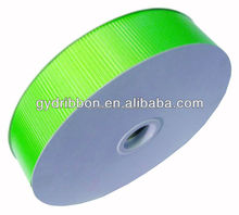 PP Embossed Ribbon for Making Pull Bow and Beautiful Rose, Ribbon for Christmas Decoration