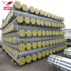 hot sale hs code gi pipe 6 inch emt conduit pipe hot dipped galvanized carbon steel pipe