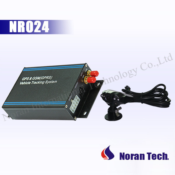 RFID camera gps gprs gsm vehicle tracking system