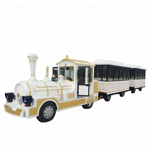 adult amusement park electric train rides train set for sale