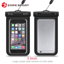 Universal PVC Waterproof Bag Underwater Pouch Diving Case For Mobile Phone ,Waterproof Case for iphone 6