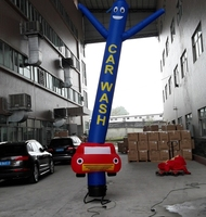 New product cheap price car wash inflatable air dancer