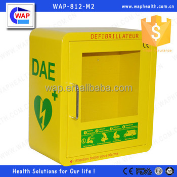 WAP-health WAP-812-M2 promotional metal first aid cases with CE certificate
