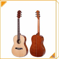high end china guitar archtop acoustic guitar
