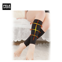 Professional Medical Compression Calf Sleeves Customized Sports Socks with pressure