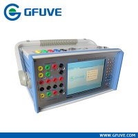 Circuit Breaker Measurement Analysis Instrument