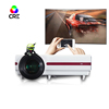 Native 720p LED movie theater projector cost no projector interactive whiteboard