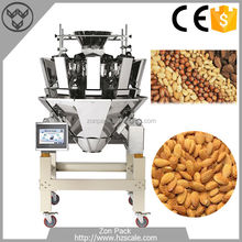 Automatic Vertical Nuts Combination Weigher Packing Machine