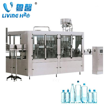 full automatic 3 in 1 unit mineral water bottle filling machine, workable price perfect performance
