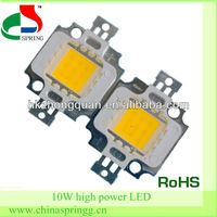 High quality 300mA high bright White high power LED 10W