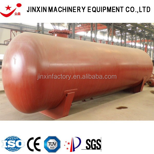 liquid petroleum gas LPG storage tank