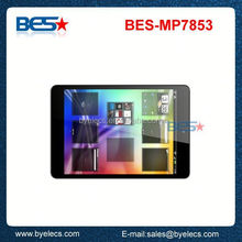 Top level 7.85inch 1024*768 oem tablet pc 3g sim card slot dual core