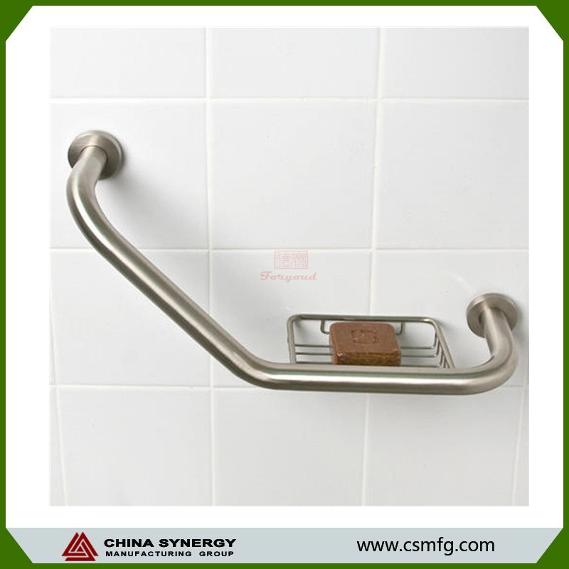 stainless steel bath tub safety grab bar for disabled bathroom accessories bathtub handrail