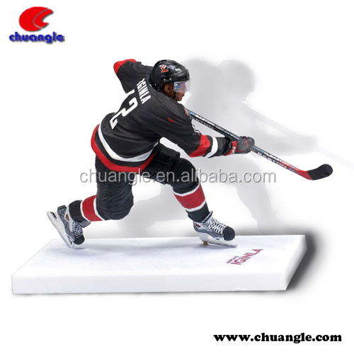 Custom Hockey Figurine,Resin Hockey Figure,Collective Sport Player