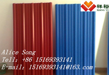 2015Galvanized Metal Roofing Sheet /Galvanized Corrugated Roofing Tile Steel Plate