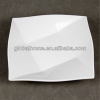 hotel used dinner plates to melamine factory