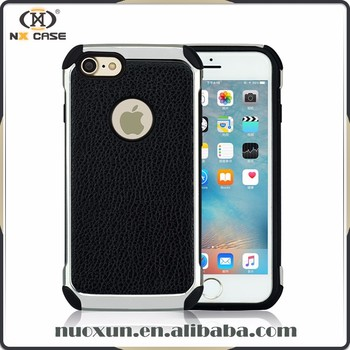 Manufacturer direct wholesale high quality for iphone 7 case black