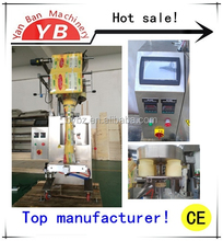 Rice/ buck wheat /sugar packing machine , fully automatic grains packing Machinery