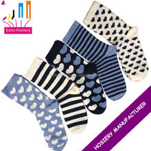 women fashion pretty cotton socks