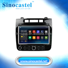 Android 4.4.4 car dvd system for vw touareg