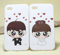 Cute figure 3d silicone phone case,custom silicon case for zte cell phone