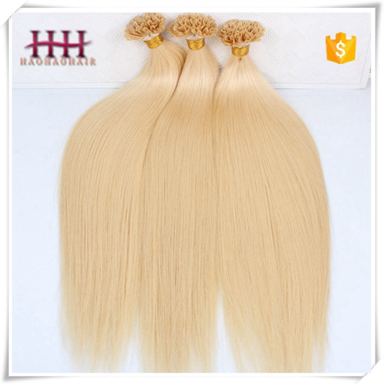 Top Quality Wholesale Cheap 100 Human Remy U Tip Hair Extensions