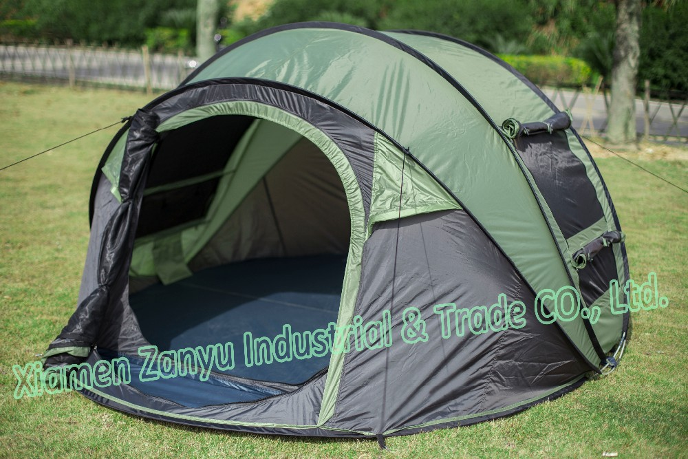 Large Pop Up Tents : Large pop up tent for fast camp buy cheap