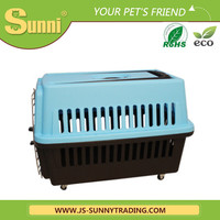 Luxury high quality plastic the dog kennel