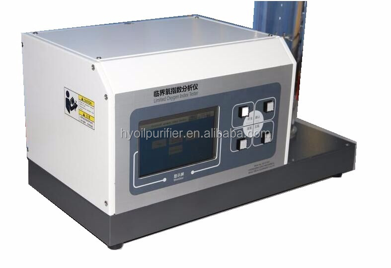 LOI Limited Oxygen Index Tester
