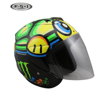 ABS material decals visor airbrushed full face motorcycle accessories helmet brands