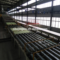 New Production Line Of Gypsum Board