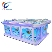 3D Red Dragon Fish Game Table Gambling Machine with High Profit for US
