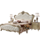 Elegant China factory antique style king size bedroom furniture sets