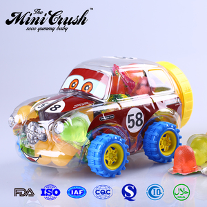 New sale lychee fruit jelly coconut jelly in bubble car
