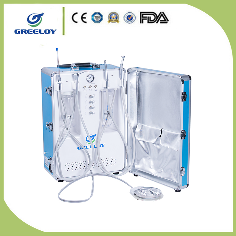 Hot Dental Products Certificate Approved Portable Dental Unit