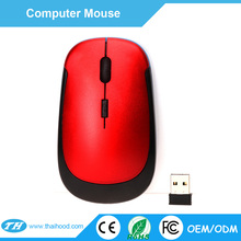 New Version 2.4G USB Cordless mouse optical wireless mouse for PC