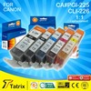 Compatible Ink Cartridge PGI-225/CLI-226 with Chip for Canon Printer