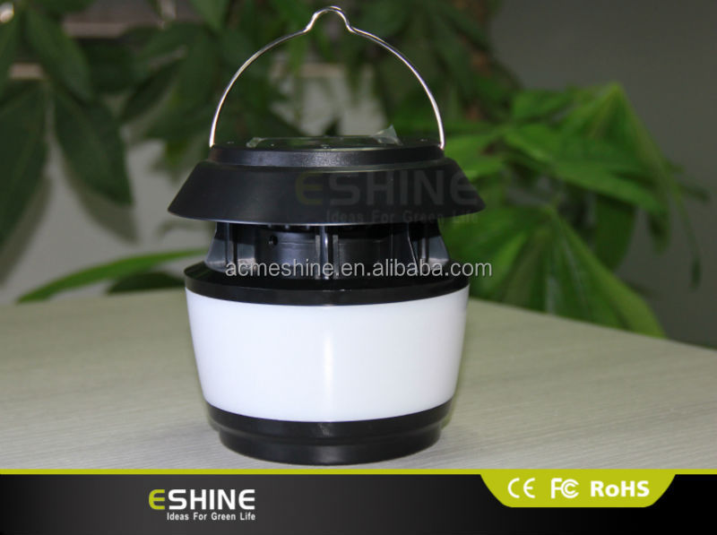Rechargeable Led Camping Solar Lantern With DC charger Outdoor(ELS-05L)
