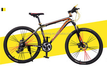 Aluminum frame 24 speed discount specialized enduro mountain bike downhill