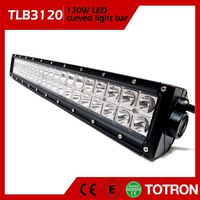 LED Automotive Lights with 20'' 120W 9600LM for ATV ,SUV,Trucks ,SXS Off Road LED Headlight