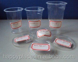bubble tea cups, plastic cup for sealing machine