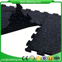 Eco Friendly For Outdoor Rubber Tiles