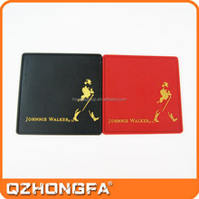 personalized johnnie walker logo soft rubber desk mat